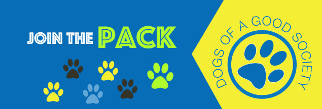 JOIN THE PACK. Become a D.O.G.S. sustaining partner.